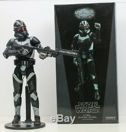 Sideshow 16 scale 12 Utapau Shadow Clone Trooper Star Wars Figure