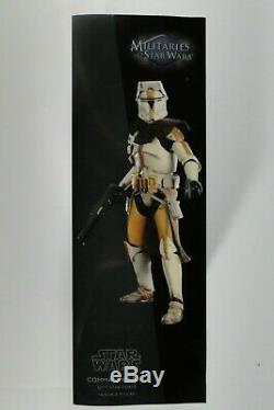 Sideshow Collectibles Star Wars Clone Commander Bly 12 1/6 Scale 2011