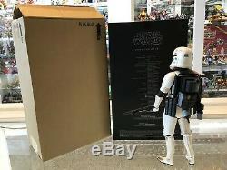 Sideshow Collectibles Star Wars Rah Sandtrooper 16 Mib