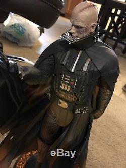 Sideshow Darth Vader Mythos Statue Nib Opened Only To Inspect No Reserve