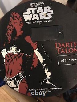 Sideshow Premium Format Darth Talon Statue 547/1500
