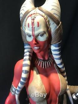 Sideshow Shaak Ti Premium Format Exclusive Statue 1/4 Scale Star Wars