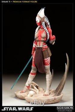 Sideshow Shaak Ti Premium Format Exclusive Statue STAR WARS NEW TIMES UP