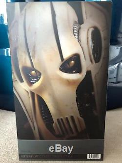 Sideshow Star Wars 16 Scale General Grievous