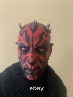 Sideshow Star Wars Darth Maul Premium Format Collector's Edition