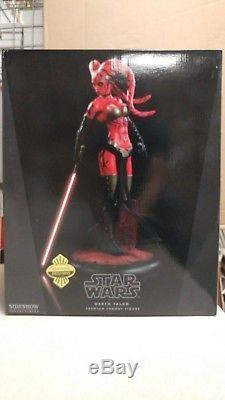 Sideshow Star Wars Darth Talon Exclusive 1/4 Scale Premium Format Statue New