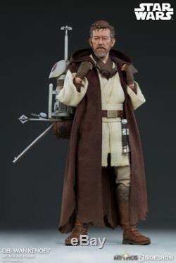 Sideshow Star Wars Mythos 1/6th Scale Obi-Wan Kenobi collectible figure 100327