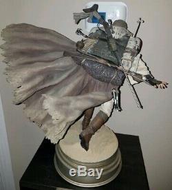 Sideshow Star Wars Obi Wan Ben Kenobi Mythos Premium Format Statue Desert Nomad