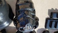 Special Ops Shadow Stormtrooper Armor Costume Star Wars Halloween MTK TX Cosplay