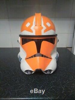Star Wars Ahsoka Clone Trooper Helmet