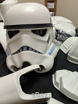 Star Wars Anovos Imperial Stormtrooper Costume Prop Kit