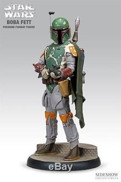 Star Wars BOBA FETT Premium Format figure/statueSideshowNT BowenVaderMIB