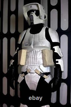 Star Wars, Biker Scout Rüstung, Scout armor