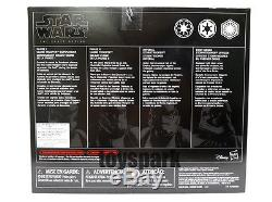 Star Wars Black Series 6 STORMTROOPER CLONE TROOPER 4 PACK Amazon Exclusive