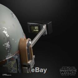 Star Wars Black Series Boba Fett 11 Electronic Helmet PRE-ORDER