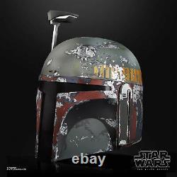 Star Wars Black Series Boba Fett PREMIUM Electronic Helmet PRE-ORDER