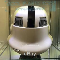 Star Wars Black Series Incinerator Stormtrooper Voice Changer Helmet Custom