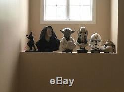 Star Wars Boba Fett Blaster EPVI Signature Edition Master Replica. Never opened