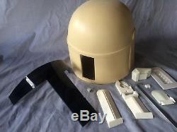 Star Wars Bounty Hunter Boba Fett High Quality Unpainted Fiberglass Armour Kit