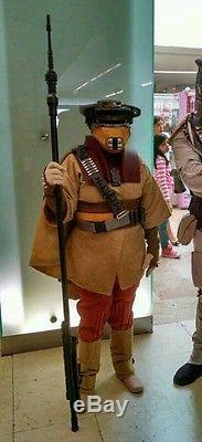 Star Wars Boushh Leia Bounty Hunter Size Made Costume Armor Prop Cosplay