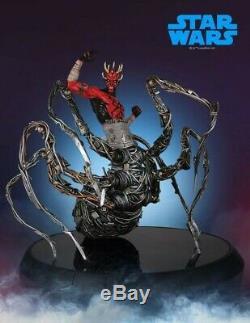 Star Wars Celebration 2019 Gentle Giant Mecha Spider Darth Maul Statue #26/500