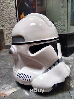 Star Wars Clone Trooper Helmet Prop