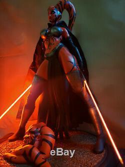Star Wars Darth Talon Exclusive Premium Format Statue Custom Nt Sideshow Rare