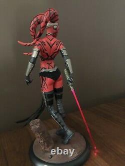 Star Wars Darth Talon Premium Format Statue Sideshow 720/1500