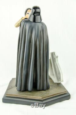 Star Wars Darth Vader Diplomatic Mission Statue # 275/1250 Sideshow Collectibles