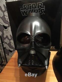 Star Wars Darth Vader EFX Helmet A New Hope Precision Cast Full Scale Replica