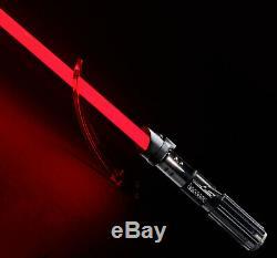 Star Wars Darth Vader Force FX Lightsaber Hasbro The Black Series In Hand NIB