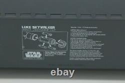 Star Wars Disney Exclusive Galaxys Edge Luke Skywalker Legacy Lightsaber! New