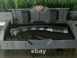 Star Wars Disney Galaxy's Edge Asajj Ventress Legacy Lightsaber Hilt LIMITED NEW