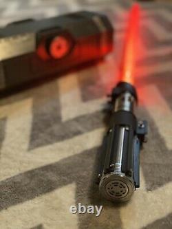 Star Wars Disney Galaxy's Edge Darth Vader Legacy Lightsaber Hilt And Blade