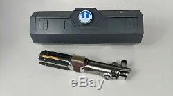 Star Wars Disney Galaxy's Edge REFORGED Rey RISE OF SKYWALKER Lightsaber + Blade