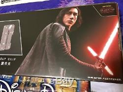 Star Wars Disney Parks Exclusive Kylo Ren Force FX Lightsaber with Removable Blade