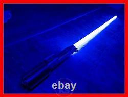 Star Wars Disney Parks Galaxys Edge Rey Luke Anakin Legacy Lightsaber Hilt +nib