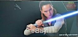 Star Wars Disney Parks Rey Lightsaber Removable Blade & Hilt! (Luke Skywalker)