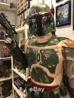 Star Wars Don Post Lifesize Boba Fett