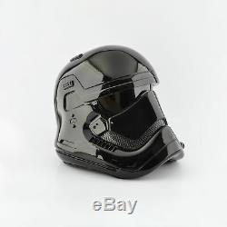 Star Wars First Order Shadow Stormtrooper Helmet
