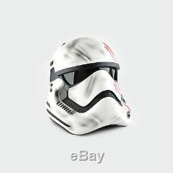 Star Wars First Order Stormtrooper Helmet FN-2187 With Damages