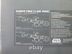 Star Wars Galaxy's Edge Ahsoka Tano Clone Wars Legacy Lightsaber Disney