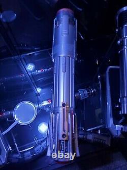 Star Wars Galaxy's Edge Ben Solo Legacy Lightsaber Disney Parks