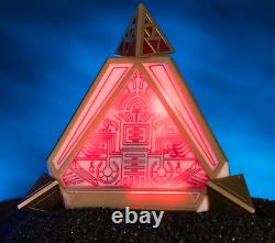 Star Wars Galaxy's Edge KYBER CRYSTAL SET withAll 16 VOICES & Jedi Sith HOLOCRON