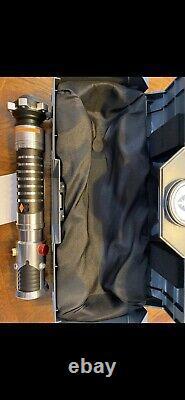 Star Wars Galaxys Edge Obi-Wan Kenobi Legacy Lightsaber Hilt Disney & Blade
