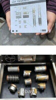 Star Wars Galaxys Edge Savis Workshop Any Custom Lightsaber Built Just 4 You