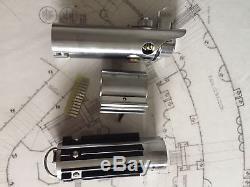 Star Wars Graflex Lightsaber Replica Luke Skywalker / Rey Roman Props Esb