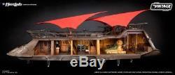 Star Wars HASLAB Vintage Collection Jabba's Sail Barge Khetanna with Yakface +Book