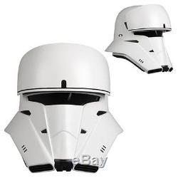 Star Wars Imperial Tank Trooper Helmet Clean Version Prop Replica (anovos)