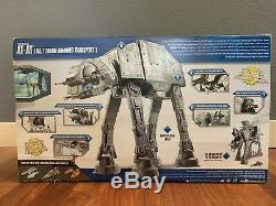 Star Wars Legacy Collection Electronic Imperial AT-AT Walker 2010